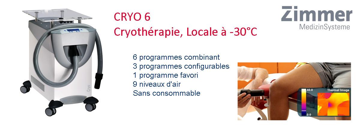 CRYO 6 ZIMMER