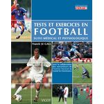 Tests et exercices en football