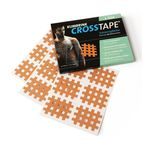 CROSS TAPE®, lot de 20 feuilles de 6 cross tape® Taille L