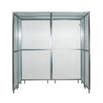 Cage de pouliethérapie 8 panneaux Ferrox