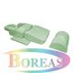 Ensemble de coussins de massage pour femme enceinte/Coussin de relaxation