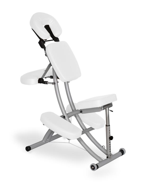 "Chaise de Massage ""Prestige"" blanc"