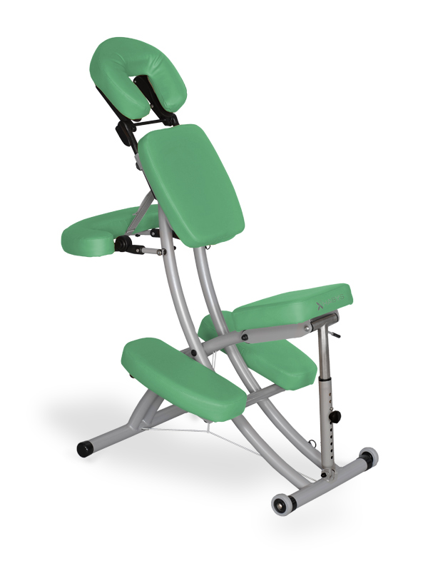 "Chaise de Massage ""Prestige"" vert"