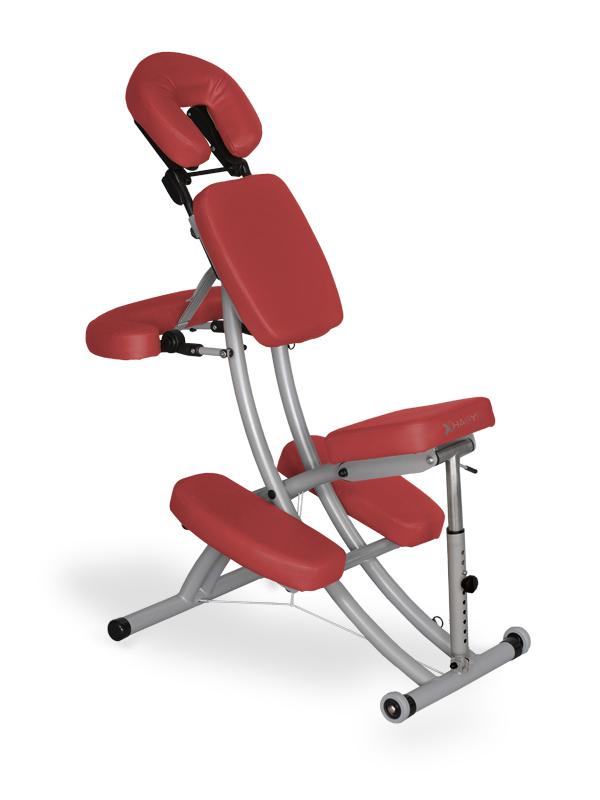 """Chaise de Massage """"Prestige"""" Rouge"""