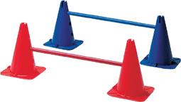 plots ou cones de gymnastique lot de 6