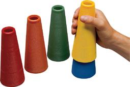 Les cônes empilables