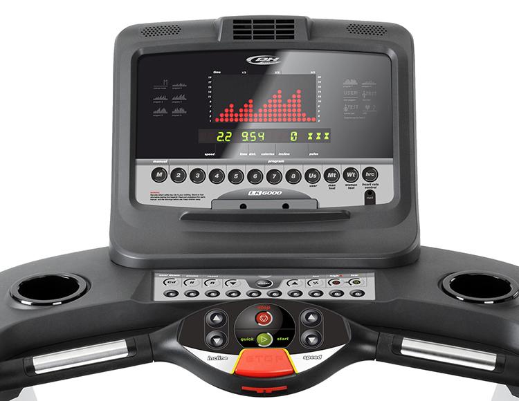 Tapis de course LK6000 Treadmill
