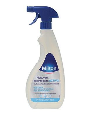 Nettoyant désinfectant - ACTIV+  750 ML