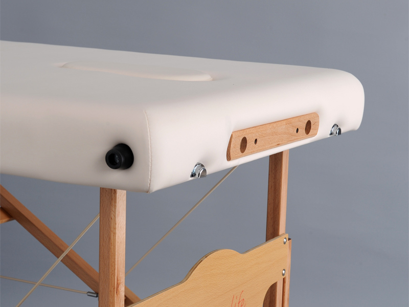 Table de massage Classic 2 bleu
